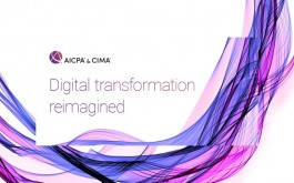 Digital transformation reimagined - Finance and business professionals' lessons learned