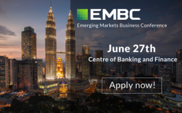 Emerging Markets Business Conference (EMBC) 2018